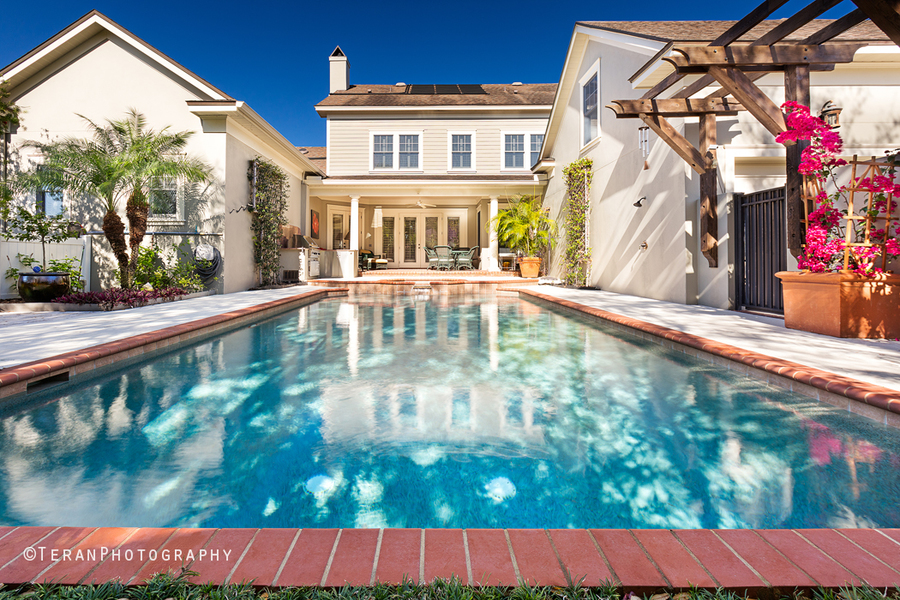 Real Estate photography luxury home Baldwin Park